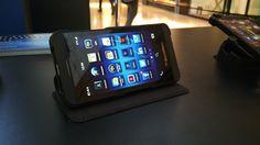 BlackBerry Z10, Stand BlackBerry (Illa Diagonal)