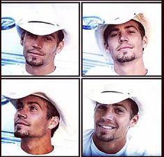 Paul Walker Cowboy <3 <3 <3 <3 <3