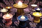 Chalica is a U.U. made up holiday - 7 days in early December, one day for each of the 7 principles.