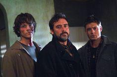 jeffrey dean morgan supernatural   Jeffrey Dean Morgan Supernatural - 1.16 Shadow