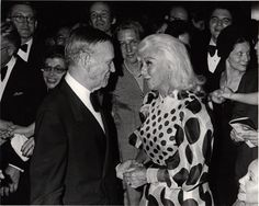 Ginger Rogers and Fred Astaire 1973