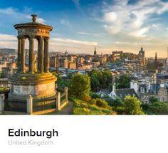 Things to do Edinburgh. Top places to visit in Edinburgh. Free things to do Edinburgh. Fun things to do Edinburgh with kids. Stay In Edinburgh, Edinburgh Castle, Edinburgh City, Edinburgh Tours, Edinburgh University, Edinburgh Travel, Glasgow, Cool Places To Visit, Places To Go