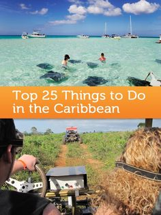 Top 25 Things to Do in the Caribbean: http://travelblog.viator.com/top-25-things-to-do-in-the-caribbean-2/ #travel