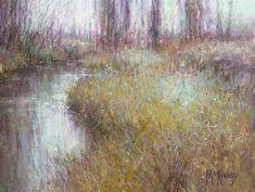 What Is Impasto Painting? Richard McKinley explains @ ArtistsNetwork.com. #pastel #impasto #painting #art