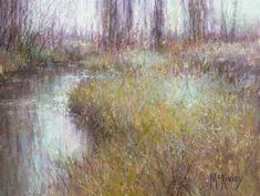 What Is Impasto Painting? Richard McKinley explains @ ArtistsNetwork.com.