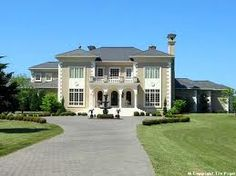 One day when I become a congressman after a career in law enforcement, I'm gonna make my wife buy me this house...lol!