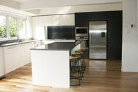 Struggling to find inspiration for your new kitchen? Visit our kitchen design gallery and let the most trusted kitchen brand in New Zealand inspire you! Studio Kitchen, Kitchen Design, Island, Kitchens, House, Home Decor, Decoration Home, Design Of Kitchen, Home