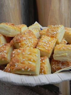 Hungarian Recipes, Hungarian Food, Canapes, Bakery, Food And Drink, Menu, Cheese, Cookies, Cooking