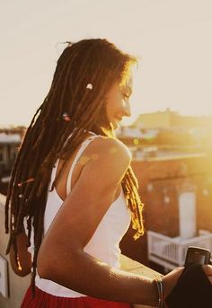 Beautiful Girls With Dreads
