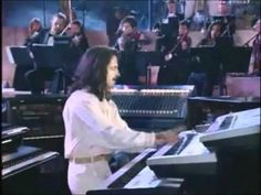 Yanni - Deliverance HD - YouTube