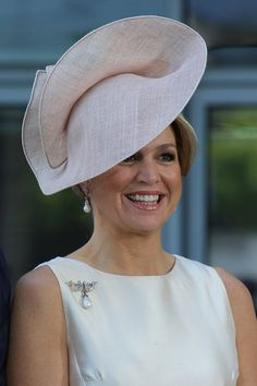 Queen Maxima - King Willem-Alexander and Queen Maxima Visit Hesse