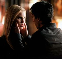 Damon and Rebeca