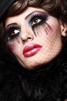 beauty portrait Beauty Portrait, My Beauty, Halloween Face Makeup, Pictures, Photos, Grimm