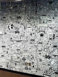 JESS3 Mural - The Tulsa Egotist