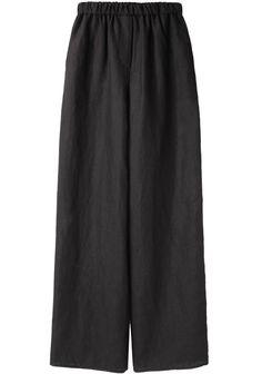 Organic / Slouch Linen Pant