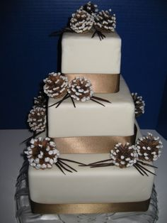 This makes it easier to plan a beautiful winter wedding theme, many brides do, the Winter Wonderland theme to your cake. Description from topweddingcakes.blogspot.com. I searched for this on bing.com/images