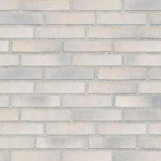 Ströjer B513 Titan, vit fasadtegel