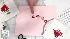 Happy Valentine's Day from Lee & Pearl! Here's a sweet treat for you and your dolls — a FREE tweak-the-pattern packet of diagrams and directions to make a HEART SHAPED DAISY CHAIN BEADED CHOKER for dolls or people. Download yours today! Pearl Crafts, Daisy Chain, Beaded Choker, Weaving Techniques, Doll Crafts, How To Make Beads, Bead Weaving, Craft Tutorials, Happy Valentines Day