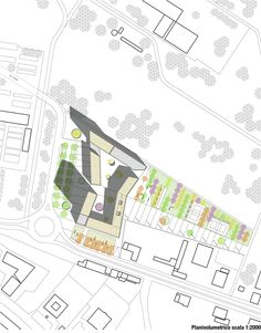 Image 10 of 16 from gallery of Social Housing in Milan / StudioWOK. plan