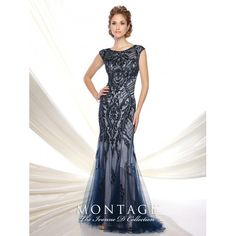 Ivonne D by Mon Cheri Mother of the Bride Dress 116D31