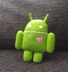 Android Teddy♥