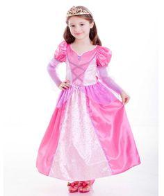 Rose Princess Girls Costume | GIRLS
