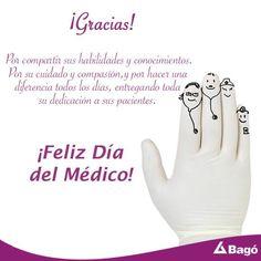 ¡Feliz Día del Médico! #salud #Refrianex