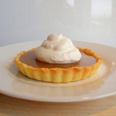 Tarte au Sirop d'Érable (Maple Syrup Pie)
