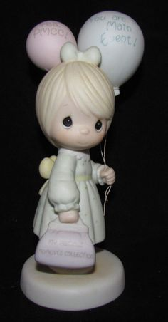 Precious Moments Figurine MIB 115231 You Are My Main Event ~ Balloons ~ 1st mark