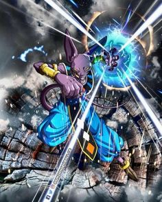 #Beerus #Bills #Dios