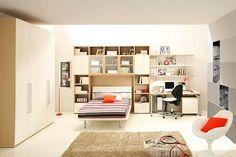 contemporary Teenage Boys Rooms