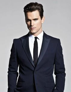 Matt Bomer A.K.A. The PERFECT pick for Christian Grey