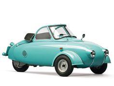 Microcar Jurisch Motoplan Prototype 1957 - 1