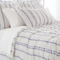 Indigo Dot Duvet Cover #Shoproads #onlineshopping #>Bedsheets & Sets