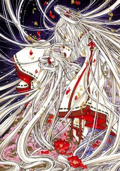 Hinoto (X) Image - Zerochan Anime Image Board Gothic Anime, Anime Fantasy, Fantasy Art, Dreamworks, Anime Was A Mistake, Xxxholic, Muse Art, Kawaii, Cardcaptor Sakura