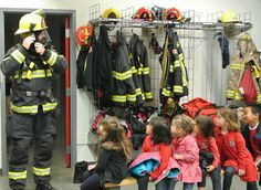 Jellybean Park learns about firefighters Fire Hall, Monthly Themes, School Events, Firefighters, Jelly Beans, Early Learning, Preschool Activities, Childhood, Posts