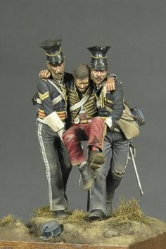 Casualty of War, Balaclava, 1854 after the Charge of the Light Brigade