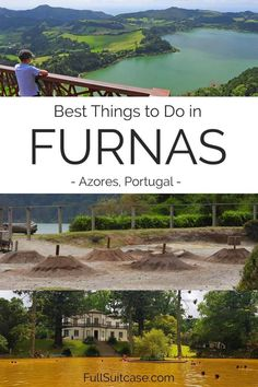 Furnas, Azores: Best Things to Do & Tips for Your Visit European Destination, European Travel, Amazing Destinations, Travel Destinations, Thermal Pool, Top Tours, Azores, Travel Info, Family Travel