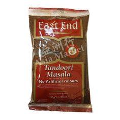 East End Tandoori Masala (BBQ Marinade Dry Mix) 400g   Asia Market