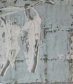 TITLE:  Untitled #63012   ARTIST: Jupp Linssen (German, b.1957)   CATEGORY:  Mixed Media   MATERIALS:  Mixed media   SIZE: h: 17 x w: 15 in / h: 43.2 x w: 38.1 cm