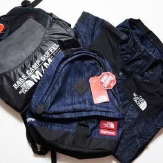 Supreme/The North Face - Denim Day Pack - Supreme 通販 Online Shop A-1 RECORD