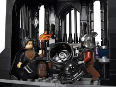 LEGO Lord of the Rings Tower of Orthanc Set