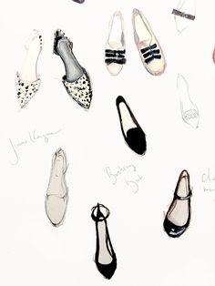 Flats Illustrated