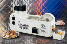 Automatic Mini Donut Factory