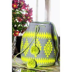 377 Beste Afbeeldingen Van Mochila Tas Haken Crochet Bags Crochet
