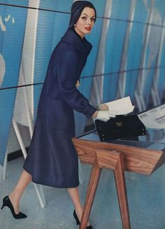 September Vogue 1957 | Flickr - Photo Sharing!