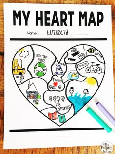 Heart Map Launching Writing Workshop The Pinspired TeacherYou can find Writing workshop and more on our website.Heart Map Launching Writing Workshop The Pinspired Teacher Narrative Writing, Persuasive Writing, Teaching Writing, Writing Activities, Writing Rubrics, Paragraph Writing, Opinion Writing, Writing Binder, Writing Websites