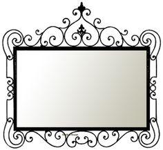 Iron Mirror - custom $150-200