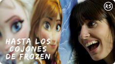 ¿Quién no conoce a alguien obsesionado con la película de Disney Frozen? Anna…