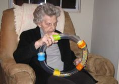 Stimulation for Alzheimer's Disease and Dementia Sensory Activities for pt.'s w/ DementiaSensory Activities for pt.'s w/ Dementia Alzheimer Care, Dementia Care, Alzheimer's And Dementia, Activities For Dementia Patients, Alzheimers Activities, Sensory Activities, Daily Activities, Outdoor Activities, Elderly Activities